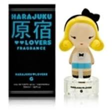<b>Harajuku Lovers G</b> Perfume by Gwen Stefani TESTER for Women ...