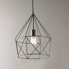 Young House <b>Love Geometric</b> Diamond Lantern - Shades of Light