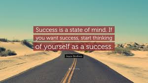 essay on success is a state of mindstate of mind success