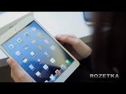 Обзор <b>планшета Apple iPad</b> mini - YouTube
