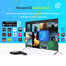 Android 10.0 TV BOX, <b>T95 SUPER Allwinner H3</b> Quad-Core CPU ...