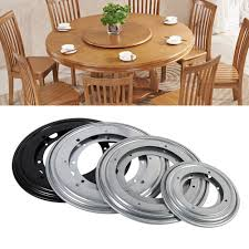3'' <b>360 Degree Rotating</b> Swivel Plate Bearing Turntable Dining ...