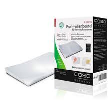<b>Пакет</b> для <b>вакуумного</b> упаковщика <b>CASO</b> VC 20*30 (50 шт ...