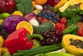 Warzywa i owoce w diecie na Stwardnienie rozsiane