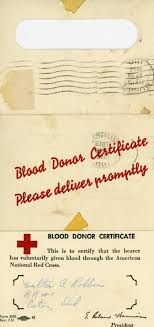 the donation certificate templates in pdf word excel format are blood donation certificate template