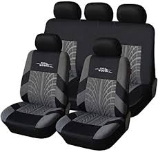 AUTOYOUTH Car Seat Covers Universal Fit Full Set ... - Amazon.com