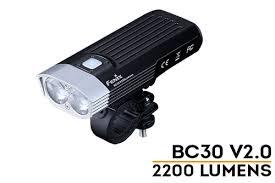 Fenix BC30 V2.0 <b>Bike light</b> with Wireless <b>Remote</b> Switch