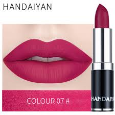 HANDAIYAN <b>12 Colors Makeup</b> Lipstick Lips Waterproof Lipstick ...