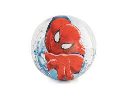 <b>Мяч надувной Bestway Spiderman</b> красный/синий купить в ...