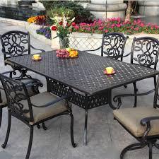 aluminum patio dining sets