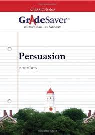 persuasion essays   gradesaverpersuasion jane austen
