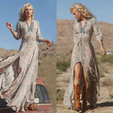 Chiffon <b>Long Maxi</b> Dresses <b>Boho</b> for <b>Women</b> for sale | eBay