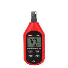 Цифровой термометр <b>гигрометр UNI-T UT333</b> – 42unita.ru