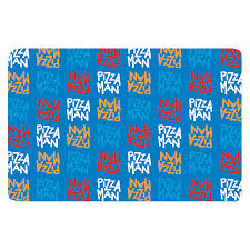 Gift Cards | Pizza Man