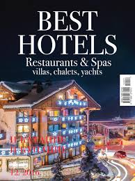 Best Hotels, 12, 2016 by Кухни и ванные комнаты - issuu