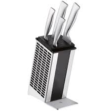 Купить <b>Набор кухонных ножей</b> WMF GRAND GOURMET блок с <b>4</b> ...