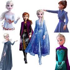 Frozen 2 Dress for Girls Kids Elsa Anna <b>Halloween Christmas</b> ...