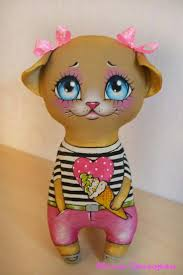 (34) Одноклассники | Куклы ручной работы, Тряпичные куклы ...