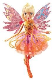 <b>Кукла Winx Club</b> Баттерфликс-2 Двойные крылья Стелла, 27 см ...