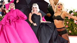 Met Gala 2019: <b>Watch Lady</b> Gaga's <b>Fashion</b> Transformation - YouTube