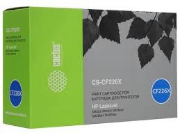 Купить <b>картридж</b> для принтера <b>Cactus CS</b>-<b>CF226X</b>, черный по ...