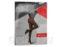 <b>Колготки женские Manific</b> Tango 40D nero L, цена 193 руб, купить ...