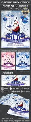 christmas party invitation flyer psd template facebook cover christmas party invitation flyer psd template facebook cover