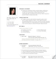 great tutorial how to make a resume   essay and resumemake a resume   photo grid feat personal statement complete   career objective and work experience