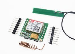 <b>Smallest SIM800C GPRS GSM</b> Module MicroSIM Card Core Board ...
