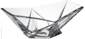 Купить <b>Салатник Crystalite Bohemia</b> «<b>Оригами</b>», 33 см./Тарелки ...