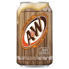 """<b>a&w root</b> beer, корневое """"пиво"""", рутбир, 0355л"""