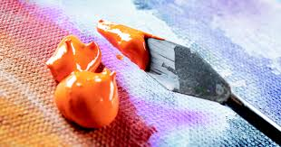 How to Create Beautifully Textured <b>Paintings</b> with <b>Palette</b> Knives
