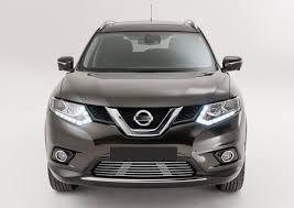 <b>Решетка</b> бампера d10 Rival для Nissan X-trail T32 (с передними ...
