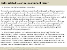 top  car  s consultant interview questions and answers       fields related to car  s