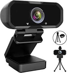 Webcam 1080p HD Computer Camera - Microphone ... - Amazon.com