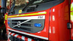 Two teenagers arrested after fire at school