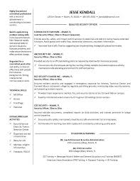 10 professional security officer resume sample writing resume security security guard sample resume