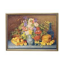 <b>Картина Магазин гобеленов Натюрморт</b> Хруцкого 75*107 см ...