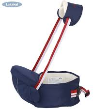 Breathable <b>Baby Carrier</b> Hipseat 2 18 Months <b>Baby Sling Waist</b> ...