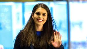 How Hope Hicks went from modelling to being Donald Trump's new ...