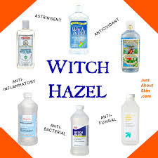 What You Need To Know About WITCH HAZEL TONER - Just About ...