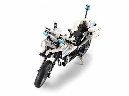 <b>Конструктор CADA deTech полицейский</b> мотоцикл (539 деталей ...
