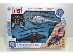 <b>Набор из двух</b> радиоуправляемых вертолетов Expert BF-130