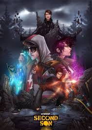Infamous Second Son on Pinterest | Ps4, Deviantart and Playstation via Relatably.com
