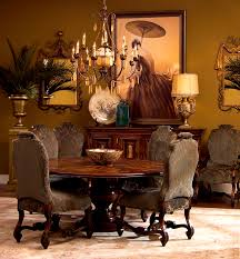 Tuscan Dining Room Table Furniture Fascinating Perfect Non Formal Dining Room Ideas