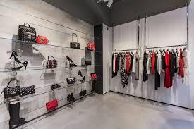 Новый магазин Moschino в ГУМе