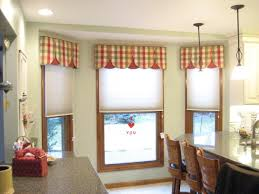 Large Kitchen Window Treatment Curtains For Kitchen Windows Kitchen Window Treatments Country