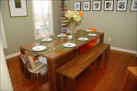 Dining Room Bench Seating Dining Table Set With Bench Pub Dining Table Sneakergreet Com