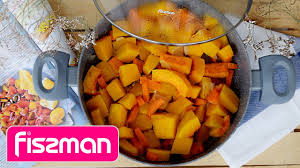 Уход за посудой с <b>антипригарным покрытием</b> Fissman - YouTube