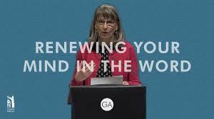 Grace Agenda 2018   Women's Seminar   <b>Nancy Wilson</b>: Renewing ...